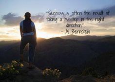 #success #misstep #quote