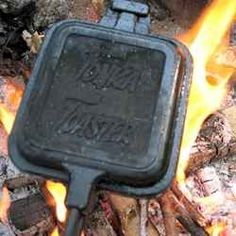 Pie iron is cookware used mainly on camping and cooking in a fireplace. Pie iron is also known as toasties, hobo pies, pie sham, mountain pies,...