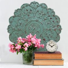 Shop for Stratton Home Decor Shabby Medallion Wall Decor. Get free shipping at Overstock.com - Your Online Home Decor Outlet Store! Get 5% in rewards with Club O!