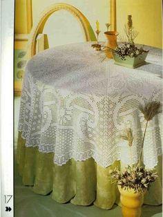 Kira scheme crochet: Scheme crochet no. 1315
