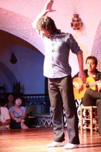 Spain-- Flamenco dancing