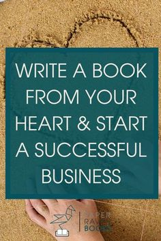 """When I talk to entrepreneurs, so many of them feel like they have an internal conflict. """"Do I write the book that's in my heart? Or do I write the book that's strategic for my business?"""" Let me show you an example of one author who found that writing the Fiction Writing, Writing Advice, Writing A Book, Writing Goals, Writing Help, Writer Tips, Write It Down, Writing Process, Self Publishing"""