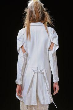 Yohji Yamamoto at Paris Fashion Week Spring 2013 - StyleBistro