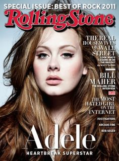 Adele Opens Up About Her Inspirations, Looks and Stage Fright in New Rolling Stone Cover Story | Rolling Stone Music