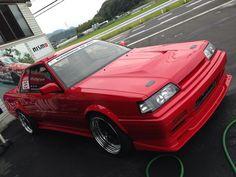 R31 House built Skyline on matte gunmetal 3p Work Keister M1's.. Nissan Gtr Skyline, Datsun 510, Drifting Cars, Love Car, House Built, Japanese Cars, Nice Cars, Jdm Cars, Retro Cars
