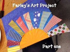 This is an AMAZING project for our third graders :o)