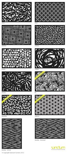 208 Best Motif Images On Pinterest Decorative Screens