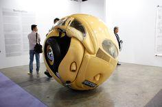 香港巴塞爾藝術展 Art Basel 2013 Honk Kong