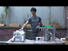 Printing Solar Panels in the Backyard - YouTube