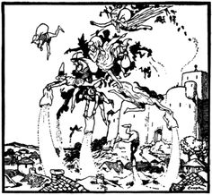 The Vengeance of the Fairies