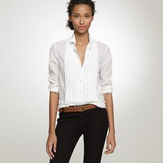 love white dress shirts