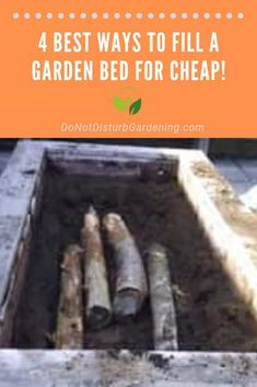 4 best ways to fill a raised garden bed for cheap! diy raised garden beds with corrugated metal Metal Raised Garden Beds, Raised Garden Bed Plans, Raised Bed Garden Design, Building Raised Garden Beds, Raised Flower Beds, Raised Beds, Raised Bed Gardens, Raised Garden Beds Irrigation, Raised Herb Garden
