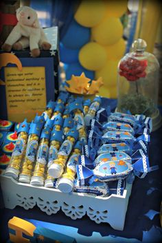 Little Prince (Exupery), Petit Prince Birthday Party Ideas | Photo 9 of 16 | Catch My Party