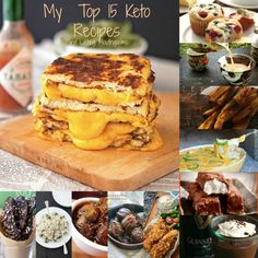 My Top 15 Keto Recipes | Mind Lifting Mouthgasms