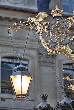 Paris Street Light #StreetLamp