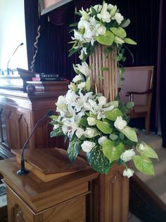 Church flower