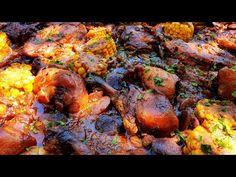 Mexikói hagymás bab és vaj puha csirke bármiben elkészíthető !!! Pit Boos grill Szoky konyhája - YouTube Bab, Tandoori Chicken, Chicken Wings, Onion, Butter, Mexican, Ethnic Recipes, Kitchen, Youtube