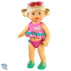 """little MOMMY™ """"Beach Baby"""" doll"""