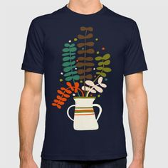 Potted Leaves T-shirt