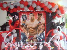 WWE  JOHN CENA WRESTLING BIRTHDAY PARTY by Ƹ̵̡Ӝ̵̨̄Ʒ ♥ Yomi ♥ Ƹ̵̡Ӝ̵̨̄Ʒ, via Flickr