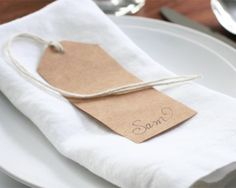 6 Kid-Friendly Crafts For Passover --  Place-Card Bookmark