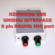 Kenwood-Digi-Interface-with-PTT-PSK-PSK31-RTTY-SSTV-TS-50s-TM-221