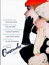 ルネGruau 1956 Crescendoe(手袋)