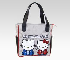 Hello Kitty & Dear Daniel Shoulder Tote: Fun Sat: Supercute Wildcard #SephoraHelloKitty