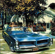 1964 Pontiac Bonneville | Fitz and Van
