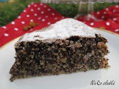 Niečo sladké: Makový koláč bez múky