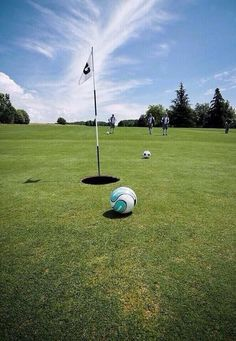 Soccer and golf lovers unite! There are now 60 soccer golf courses open or due to open by the end. Golf Outfit, Golf Fotografie, Golf Sport, Golf Holidays, Golf Tour, Best Golf Courses, Golf Quotes, Odense, Spain And Portugal