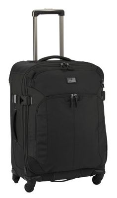 Eagle Creek Luggage Ec Adventure 4Wheeled Upright 25 Black One Size * Click image to review more details.