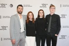 Pin for Later: Julianne Moore and Her Look-Alike Daughter Make a Rare Appearance on the Red Carpet