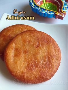 Sugar adhirasam/ Ariselu is a delicious fried indian sweet usually prepared during festivals like diwali. Adhirasam is often considered as complex sweet, as it gets little tricky while making ball … South Indian Vegetarian Recipes, Indian Dessert Recipes, Vegetarian Snacks, Indian Snacks, Indian Recipes, Fun Baking Recipes, Sweets Recipes, Snack Recipes, Rice Flour Recipes