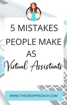If you are interesed in starting an Online Business as a Virtual Assistant make sure that you read this post! - Being a Virtual Assistant is an opportunity but a difficult thing if you make this 5 mistakes!  I will share 5 mistakes people make as Virtual Assistant & What you can do instead of making this mistakes!  #virtualassistants #freelancing #makemoneyonline Make Money Blogging, Make Money Online, Saving Money, Business Tips, Online Business, Twitter Tips, Blog Planner, How To Start A Blog, How To Make
