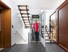 Homeplaza - Ein Aufzug im Eigenheim reduziert Barrieren und bewahrt die Eigenständigkeit - Grenzenlose Wohnbereiche