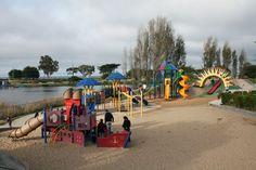 Dennis the Menace Playground, Monterey