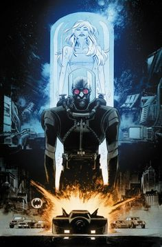 Batman: White Knight Mr.Freeze