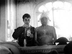 Andrè Villers and Pablo Picasso | Rare, weird & awesome celebrity photos