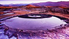 vulcanii noroiosi romania - Cerca con Google