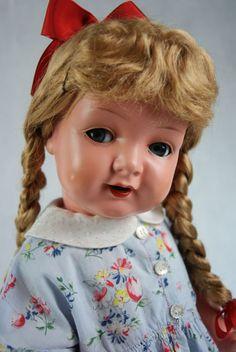 K&R Puppe alt antik 40er Kämmer&Reinhardt Celluloid Zelluloid keine Schildkröt in Antiquitäten & Kunst, Antikspielzeug, Puppen & Zubehör | eBay!