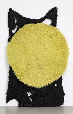 ANNA BETBEZE : Kate Werble Gallery Weaving Textiles, Weaving Art, Rug Inspiration, Braids With Weave, Textile Fiber Art, Anna, Textile Design, Sculpture Art, Print Patterns