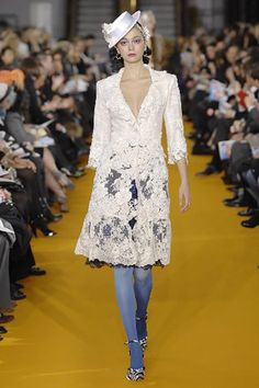 See the complete Christian Lacroix Spring 2008 Couture collection.