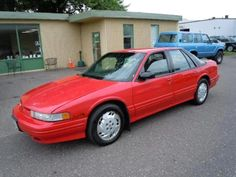 1996 Oldsmobile Cutlass Supreme SL for $1,999 on CarSoup.com  similar car in gold color