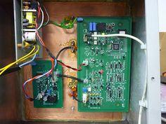 Sistema de medição detecção de partícula metálica em checkweigher