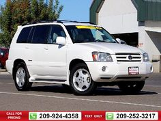 2007 Toyota Highlander Limited 4D Sport Utility 96k miles Call for Price 96665 miles 209-924-4358 Transmission: Automatic  #Toyota #Highlander #used #cars #TracyToyota #Tracy #CA #tapcars