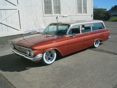 61 Nomad; very nearly bought this one but lost it