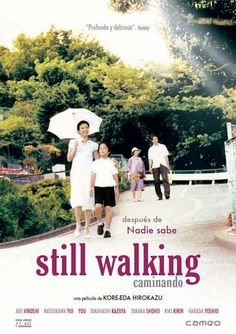 Caminando (2008) Xapón. Dir.: Hirokazu Koreeda. Drama. Familia. Vellez - DVD CINE 2025
