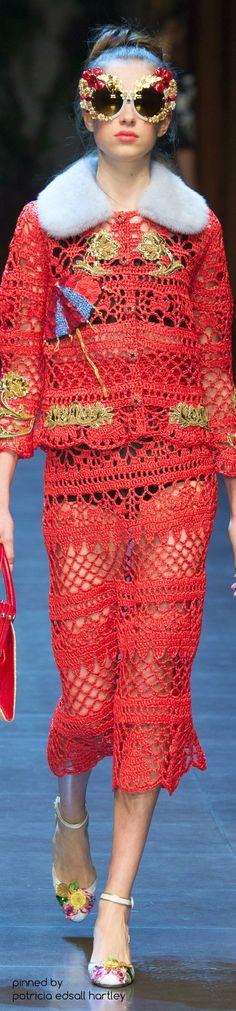SPRING 2016 READY-TO-WEAR Dolce & Gabbana