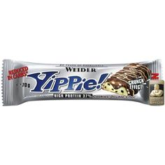 Weider Yippie Cookies-Double Chocolate Riegel 12 x 70 g